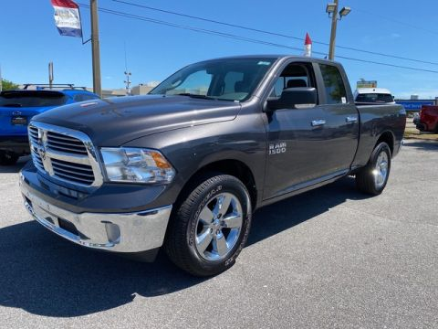 Pre-Owned 2018 Ram 1500 Big Horn Four Wheel Drive Standard Bed