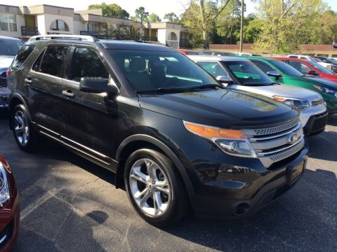 Pre-Owned 2014 Ford Explorer Base Front Wheel Drive SUV