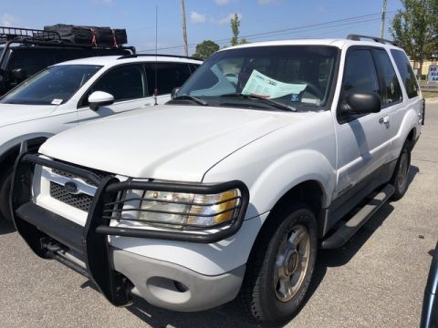 Pre-Owned 2001 Ford Explorer Sport Rear Wheel Drive SUV
