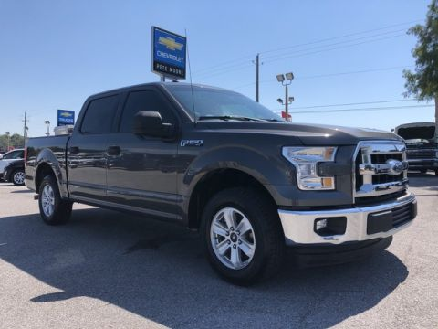 Pre-Owned 2017 Ford F-150 XLT Rear Wheel Drive Short Bed