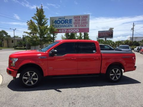 Pre-Owned 2017 Ford F-150 XLT Rear Wheel Drive Pickup Truck