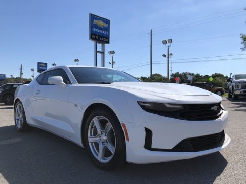 Pre-Owned 2019 Chevrolet Camaro 1LT Rear Wheel Drive Coupe