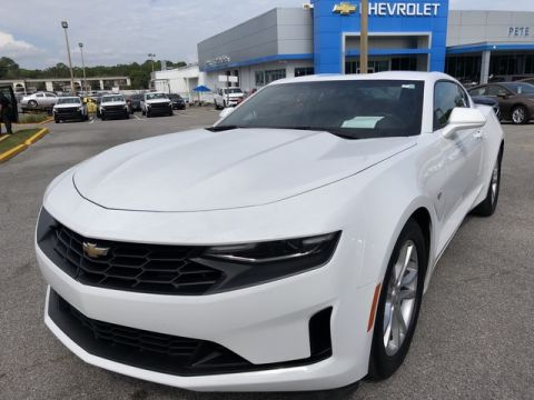 Pre-Owned 2019 Chevrolet Camaro 1LS Rear Wheel Drive 2dr Car