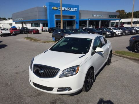 Pre-Owned 2016 Buick Verano Sport Touring Front Wheel Drive Sedan