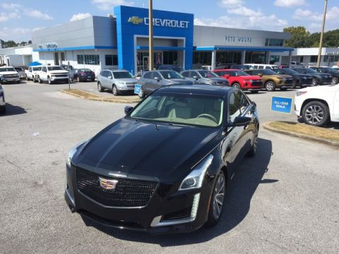 2016 Cadillac Convertible >> Pre Owned 2016 Cadillac Cts Sedan Luxury Collection Rwd Rear Wheel Drive 4dr Car