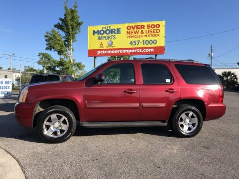 Pre-Owned 2009 GMC Yukon SLE w/3SA Rear Wheel Drive SUV
