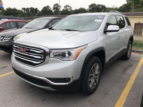 Pre-Owned 2019 GMC Acadia SLE Front Wheel Drive Sport Utility