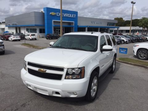 Pre-Owned 2007 Chevrolet Tahoe LTZ Rear Wheel Drive SUV