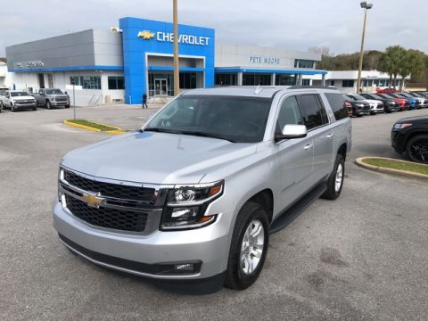 Pre-Owned 2019 Chevrolet Suburban LT Rear Wheel Drive Sport Utility