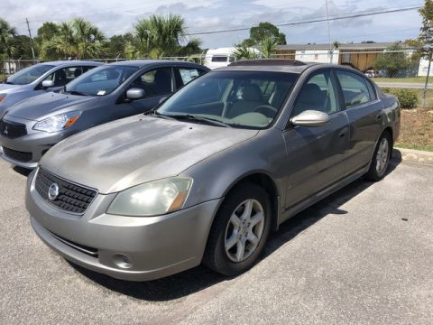 Pre-Owned 2006 Nissan Altima 2.5 S Front Wheel Drive Sedan