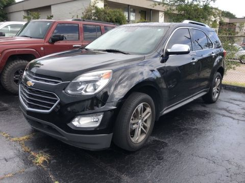 Pre-Owned 2016 Chevrolet Equinox LTZ Front Wheel Drive SUV