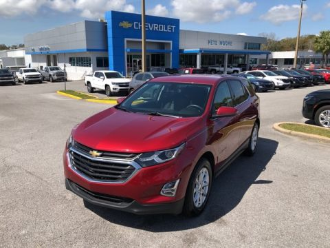 Pre-Owned 2019 Chevrolet Equinox LT Front Wheel Drive Sport Utility