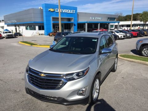 Pre-Owned 2019 Chevrolet Equinox Premier Front Wheel Drive SUV