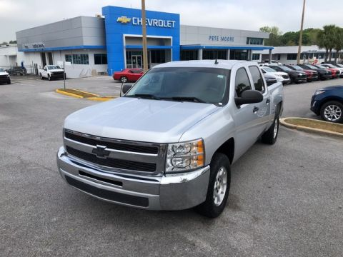 Pre-Owned 2013 Chevrolet Silverado 1500 LT Rear Wheel Drive Pickup Truck