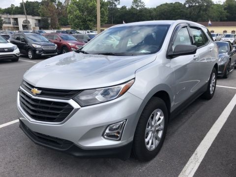 Pre-Owned 2019 Chevrolet Equinox LS Front Wheel Drive Sport Utility
