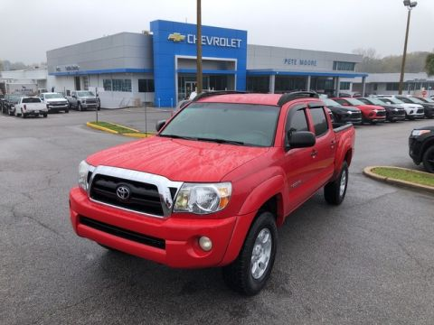 Pre-Owned 2007 Toyota Tacoma PreRunner Rear Wheel Drive Pickup Truck