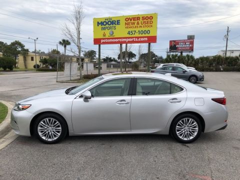 Pre-Owned 2017 Lexus ES ES 350 Front Wheel Drive Sedan