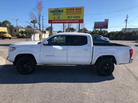 Pre-Owned 2019 Toyota Tacoma 2WD SR5 Rear Wheel Drive Short Bed