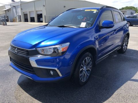 Pre-Owned 2016 Mitsubishi Outlander Sport 2.4 SEL Front Wheel Drive SUV