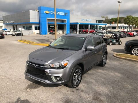 Pre-Owned 2019 Mitsubishi Outlander Sport ES 2.0 Four Wheel Drive SUV