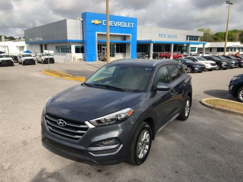 Pre-Owned 2018 Hyundai Tucson SEL Front Wheel Drive Sport Utility
